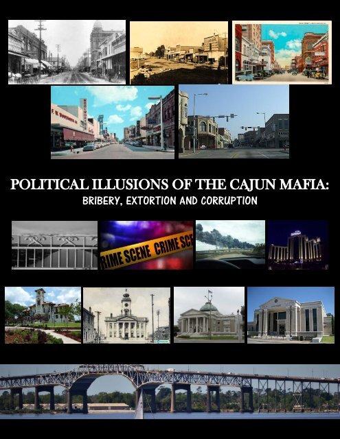 Political Illusions of the Cajun Mafia