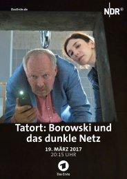 Tatort Borowski und das dunkle Netz