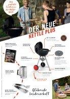 Weber Grillgeräte Frühlingsstart 2017 - Seite 6