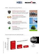 Chaînes à rouleaux Norme d'usine RexPro - Page 3