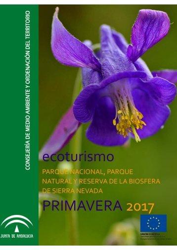 ecoturismo PRIMAVERA 2017