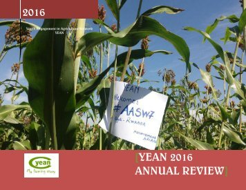 2016 [YEAN 2016 ANNUAL REVIEW]