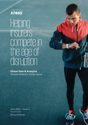 Helping insurers compete in the age of disruption