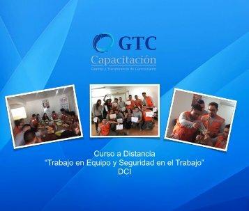Propuesta DCI - GTC Capacitación 1.1