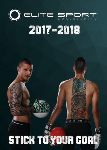 ELITE SPORT 2017 - 2018 Catalogue