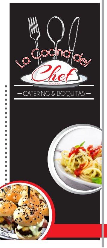 Brochure - Paulette Roca - La Cocina del Chef (1)