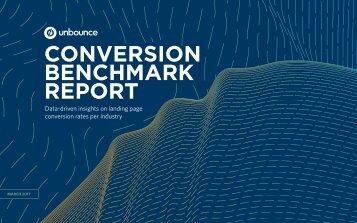 CONVERSION BENCHMARK REPORT