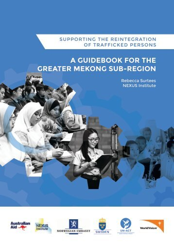 A GUIDEBOOK FOR THE GREATER MEKONG SUB-REGION