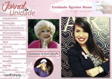 JORNAL DE UNIDADE - AGUIAS ROSA 042017