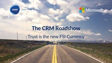 The CRM Roadshow