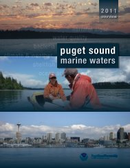 About PSEMP - Puget Sound Partnership