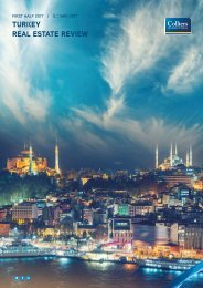 TURKEY REAL ESTATE REVIEW