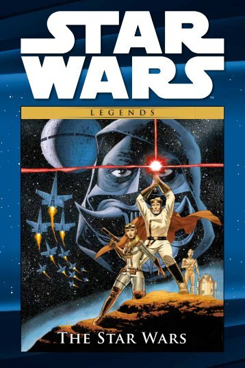Star Wars Comic-Kollektion Band 17: The Star Wars - Die Urfassung
