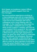 Working with blind and partially sighted colleagues - Page 7
