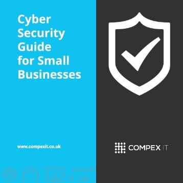 Cyber Security Guide for Small Businesses