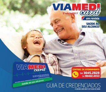 Revista Viamedi - 3a edição - FlipBook