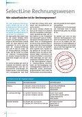 Endkundenmagazin insider 2017/1 - SelectLine Software - Page 4
