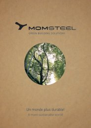 MomSteel Green Building Solutions