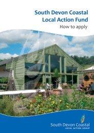 South Devon Coastal Local Action Fund