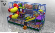Projetos de brinquedao 111-3 Brinquedos Para Buffet Infantil