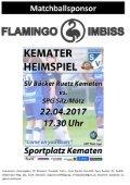 Blues News 231: SV Kematen vs. SV Telfs - Seite 4