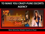 Hot Profiles Females of Your Choice- Pune Female Campaign Agency