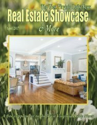 The West Virginia Daily News Real Estate Showcase & More - April 2017
