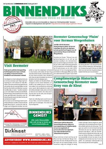 Binnendijks 2017 13-14