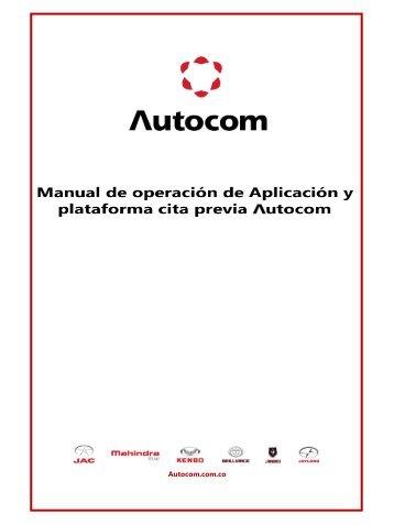 Manual Instructivo Aplicacion cita previa