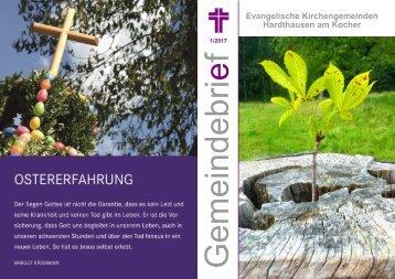 Ostern 17- Homepage