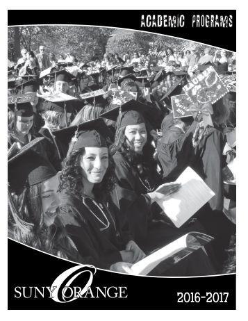 Academic Program Guide 2016-2017