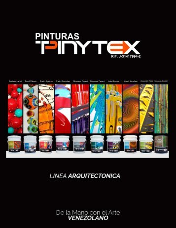 Catalogo Pinytex 2017