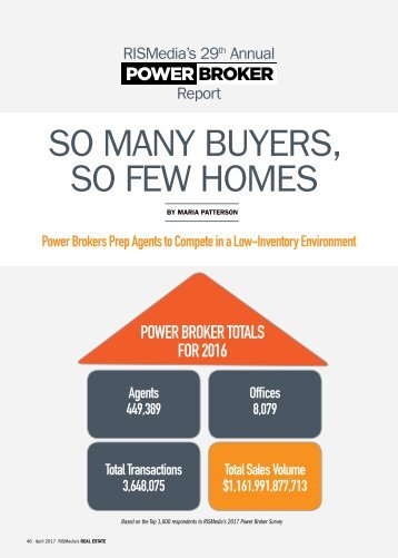 SO MANY BUYERS SO FEW HOMES