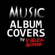BOOK ALBUM COVERS