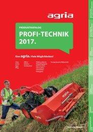 Agria Produktkatalog D 2017 992250 ohne Preise
