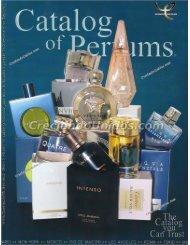 #469 Catalog of Perfums - Brand Name Perfume - Catalogo de Perfumes Originales