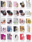 #469 Catalog of Perfums - Brand Name Perfume - Catalogo de Perfumes Originales - Page 4
