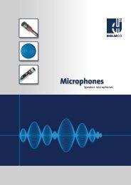 Speaker microphones - HOLMCO