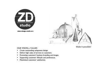 Z Design'S PORTFOLIO