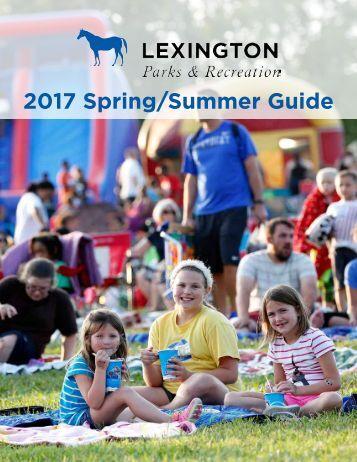 2017 Spring/Summer Guide