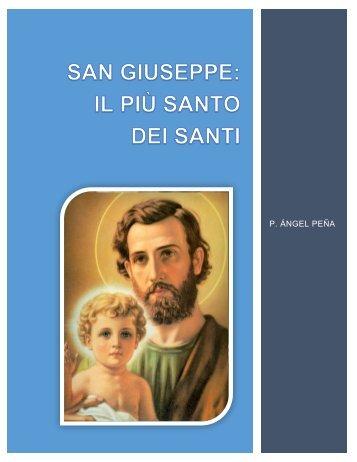 San Giuseppe il più Santo dei Santi