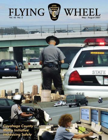 flying wheel flying wheel - Ohio State Highway Patrol - State of Ohio