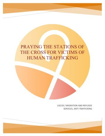 THE CROSS FOR VICTIMS OF HUMAN TRAFFICKING
