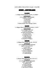 Crewliste Challenge 2008