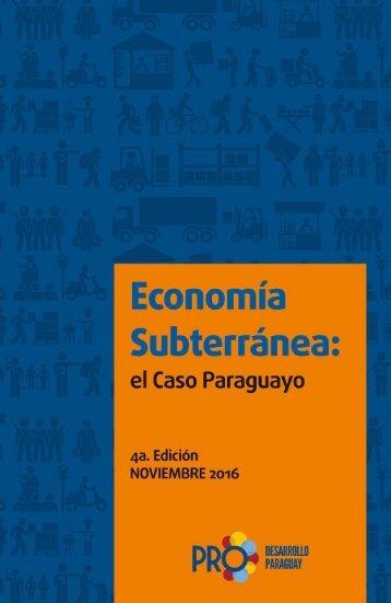 Economía Subterránea