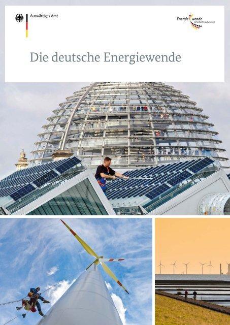 Die deutsche Energiewende