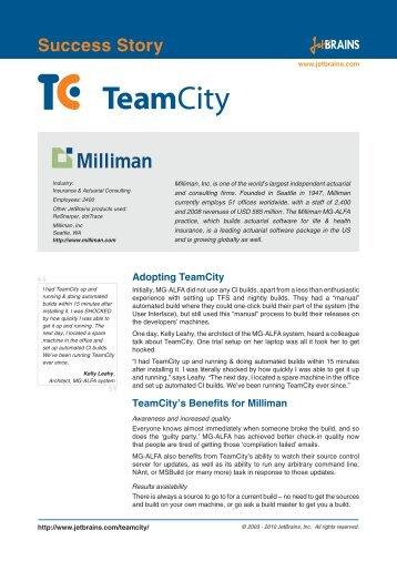 Teamcity Magazines