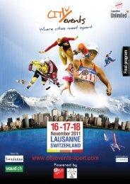 Adobe Photoshop PDF - City events