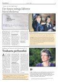 Emoyhtiön ongelmat eivät liity Hairstore Graniin ... - Kauniainen - Page 7