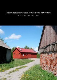 Altes oder neues Holz - A-hus